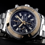 SUPEROCEAN CHRONOGRAPH ROSE GOLD BEZEL image