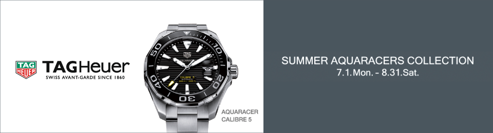 SUMMER AQUARACERS COLLECTION