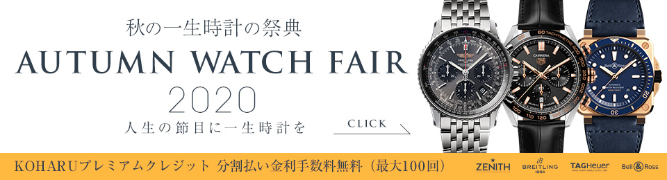 AUTUMN WATCH FAIR 2020