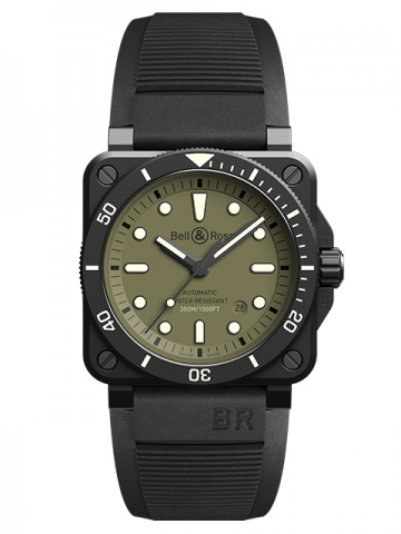 BR 03-92 DIVER MILITARY