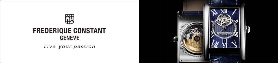 FREDERIQUE CONSTANT-フレデリック コンスタント-